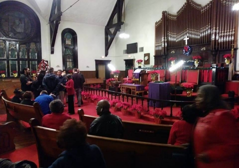 Christmas Tour in the Cathedral District 2019