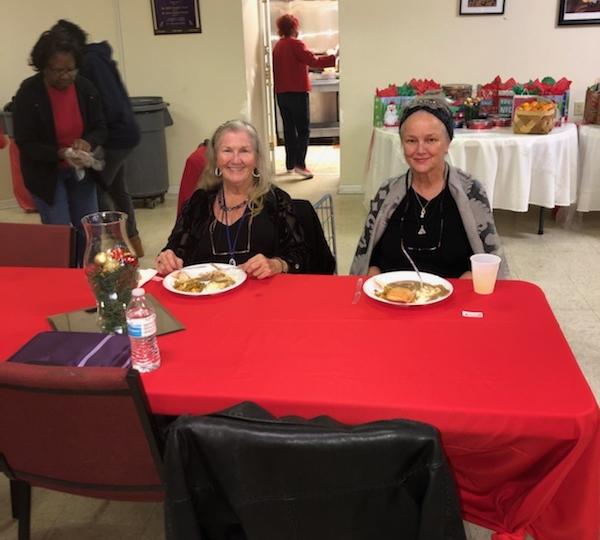 HMZ Senior Luncheon...